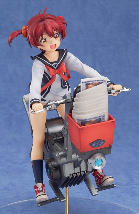 Смотреть Онлайн Vividred Operation Akane Isshiki Paper Girl Figure
