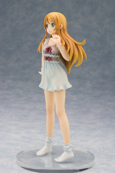 Смотреть Онлайн Kirino Kousaka One-Piece Dress Figure