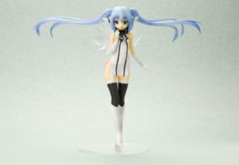 Смотреть Онлайн Sora no Otoshimono The Movie Nymph Figure