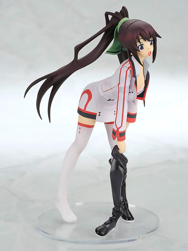 Смотреть Онлайн Infinite Stratos Shinonono Houki Figure